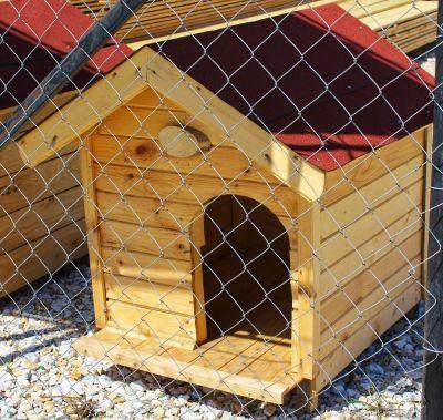 Дървени кучешки къщи  - Изображение 2