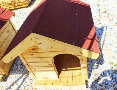 Дървени кучешки къщи  - Изображение 3